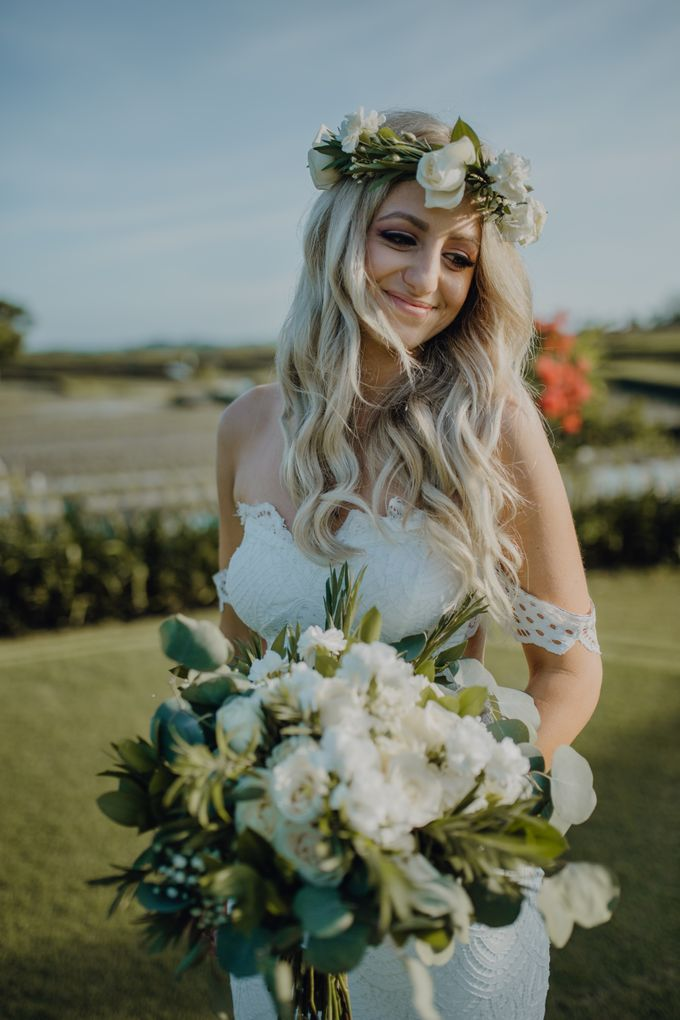 Wedding of Rebecca & Augustine by Lily Wedding Services - 009