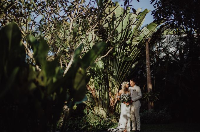 Wedding of Rebecca & Augustine by Lily Wedding Services - 011