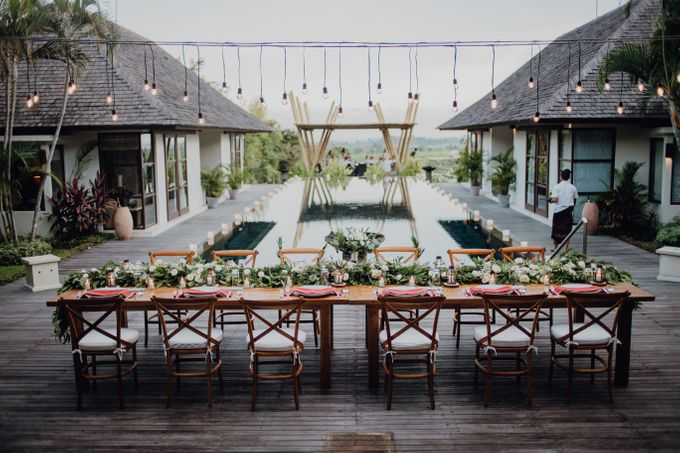 Wedding of Rebecca & Augustine by Lily Wedding Services - 013