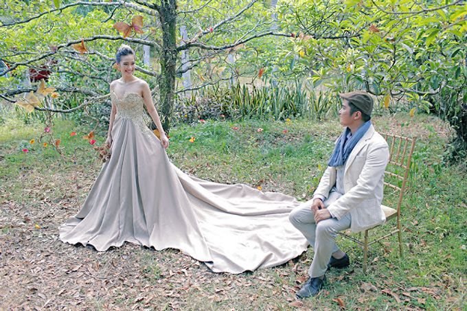 Into the Woods x Cinderella  | Wardrobe Styling by MISS KAYCE by Aisle 1401 - 011