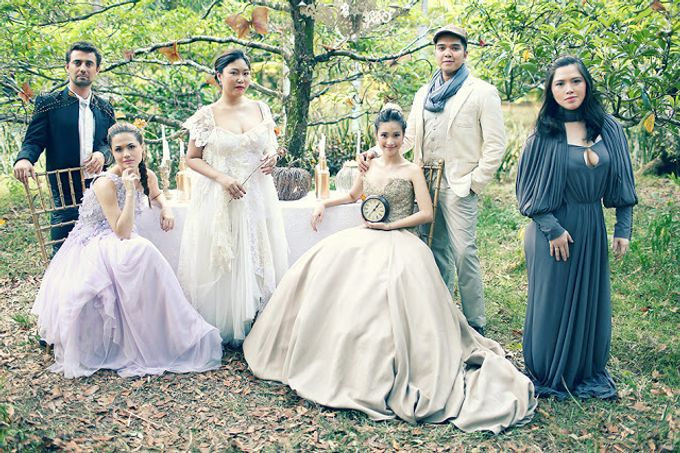 Into the Woods x Cinderella  | Wardrobe Styling by MISS KAYCE by Aisle 1401 - 016