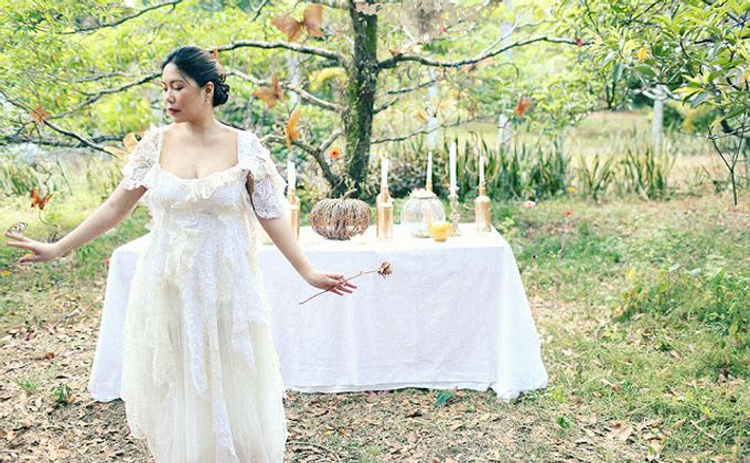 Into the Woods x Cinderella  | Wardrobe Styling by MISS KAYCE by Aisle 1401 - 017