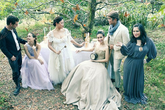 Into the Woods x Cinderella  | Wardrobe Styling by MISS KAYCE by Aisle 1401 - 018