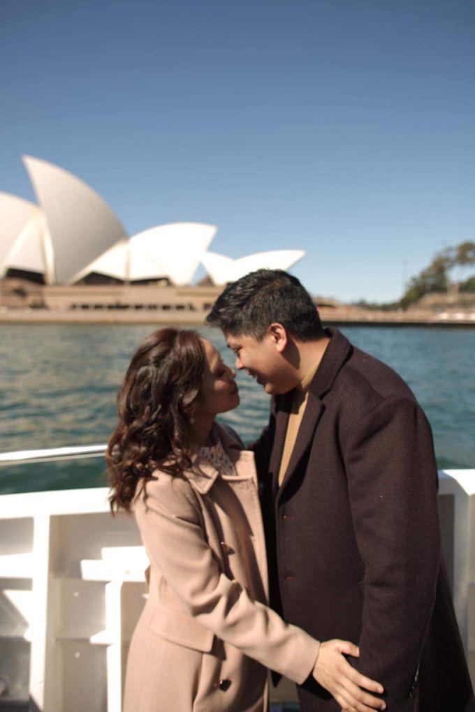 Ivan & Kristine Engagement Shoot by Bride Idea - 003