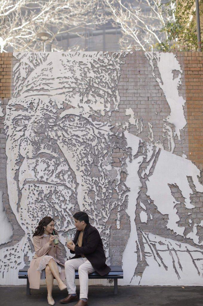 Ivan & Kristine Engagement Shoot by Bride Idea - 009