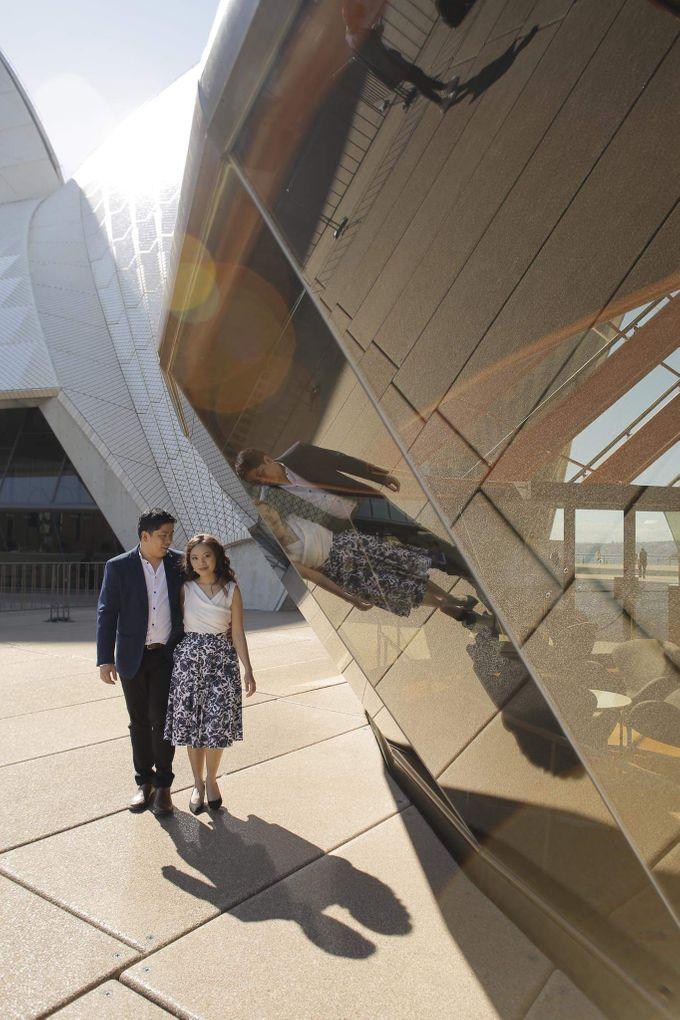 Ivan & Kristine Engagement Shoot by Bride Idea - 007