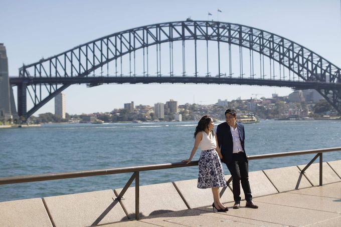 Ivan & Kristine Engagement Shoot by Bride Idea - 006