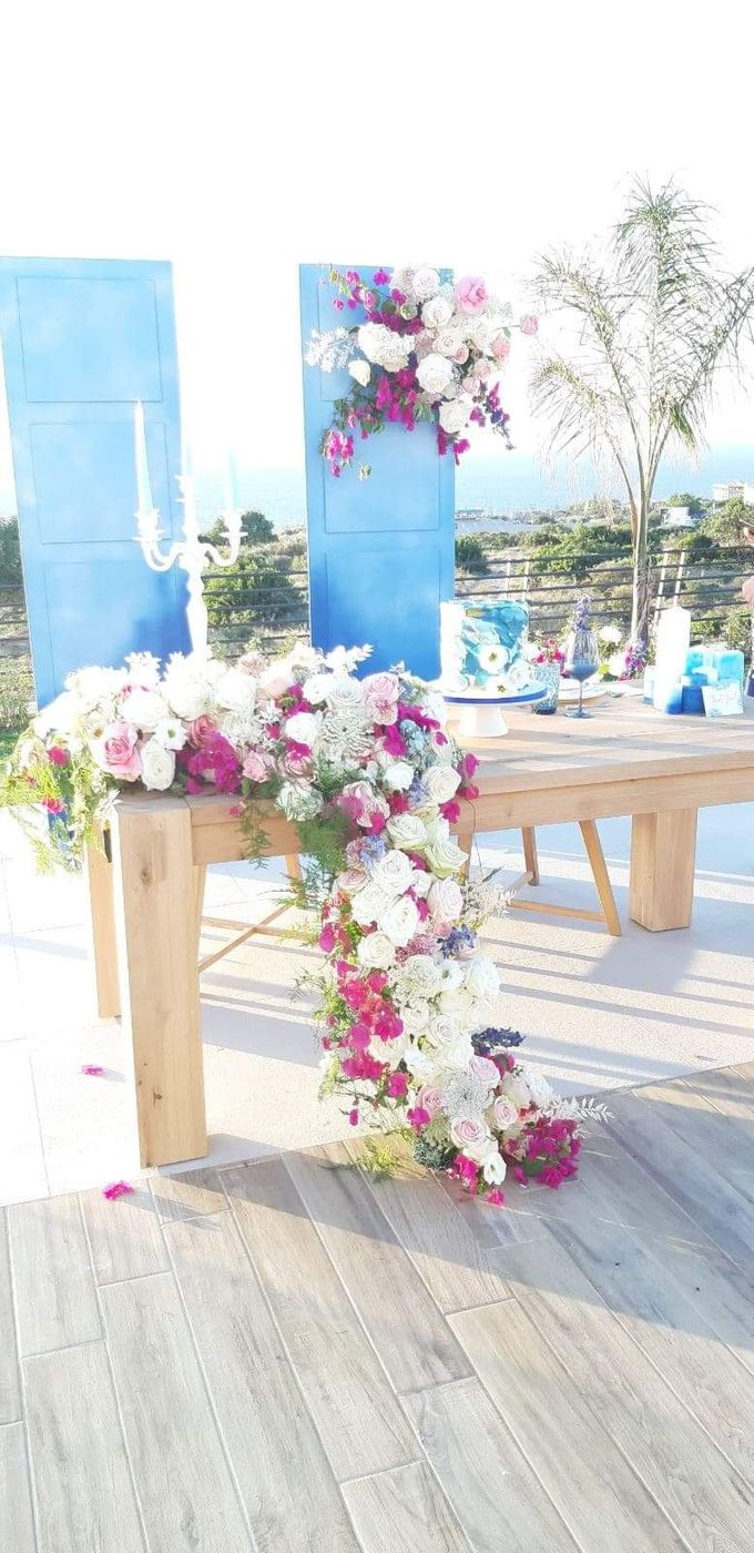 Deep Blue by Eventous Weddings and Events - 006