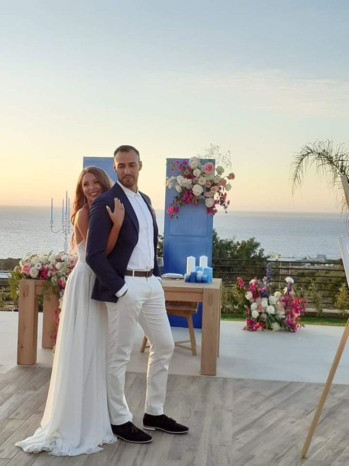 Deep Blue by Eventous Weddings and Events - 008