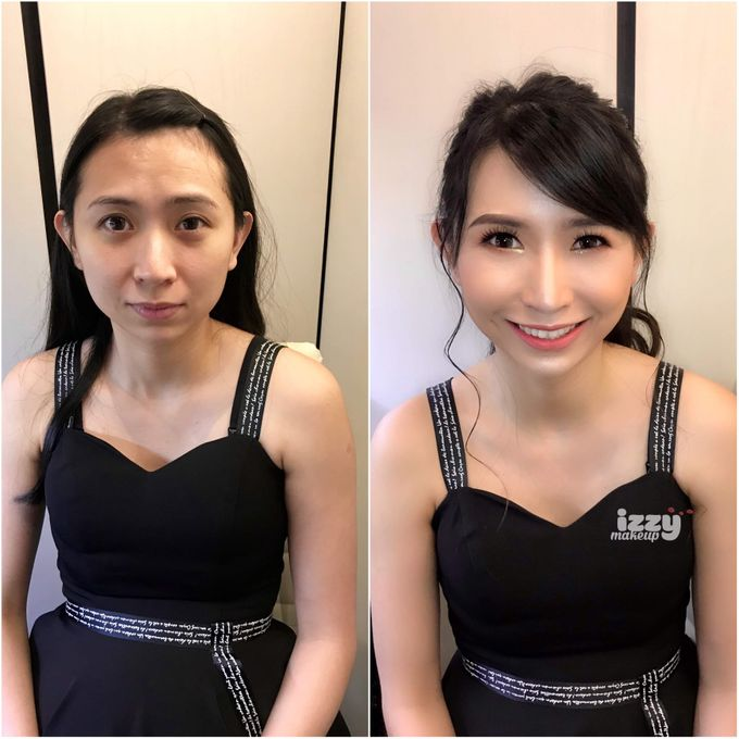 Bridal 'sister Makeup Look by Izzy Makeup Artistry - 002