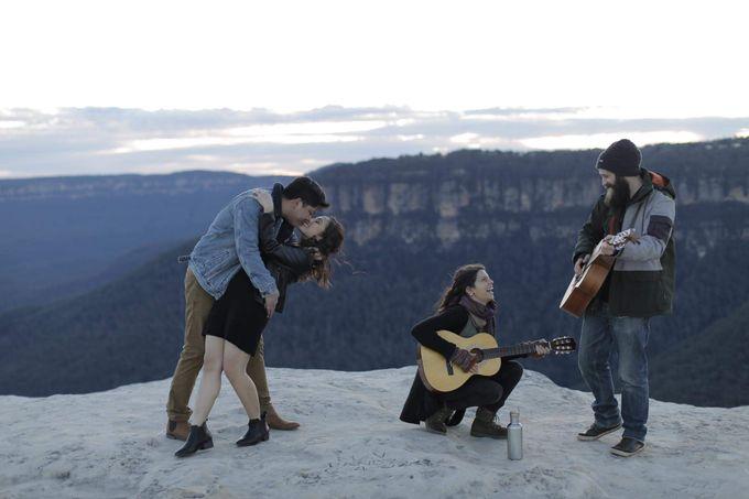 Ivan & Kristine Engagement Shoot by Bride Idea - 004