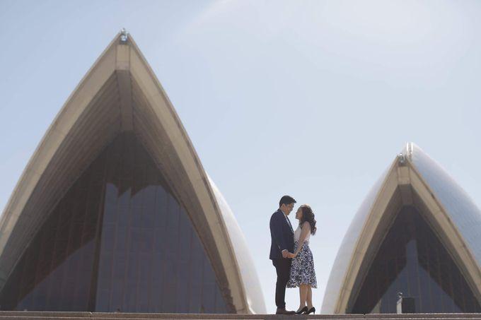 Ivan & Kristine Engagement Shoot by Bride Idea - 001