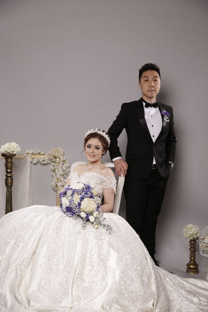 The Wedding of Dennis & Jennifer by SIMPLY BEST TAILOR - 001