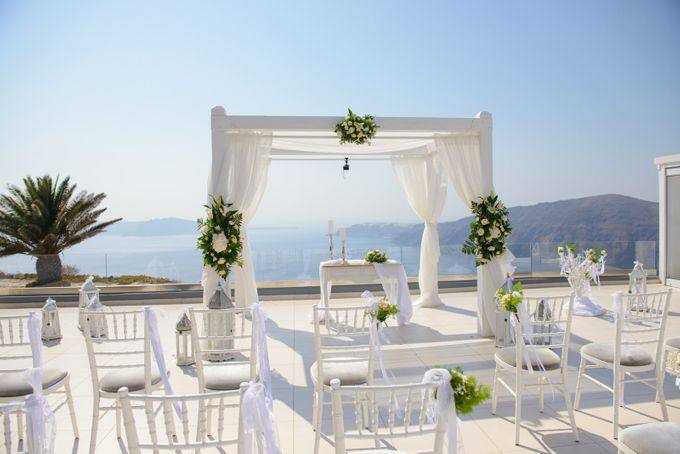 Santorini wedding by Diamond Events - 017