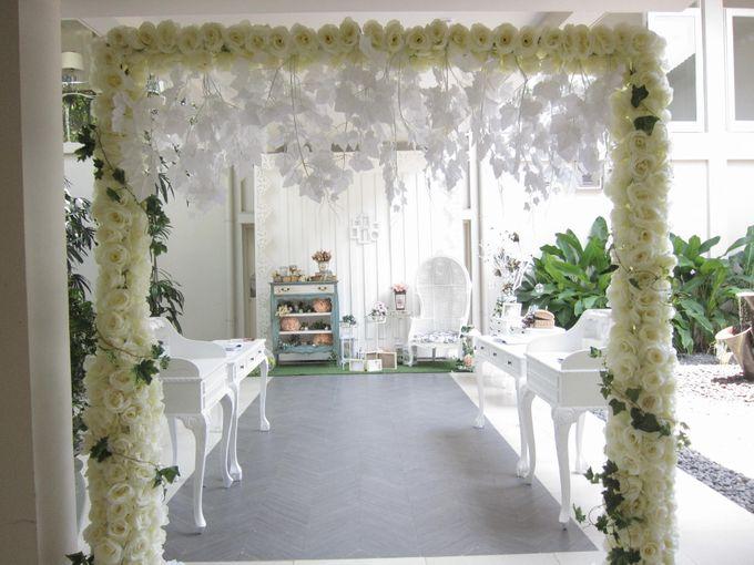 Wedding Decoration By Ratu Decoration by Sheraton Bandung Hotel & Towers - 004