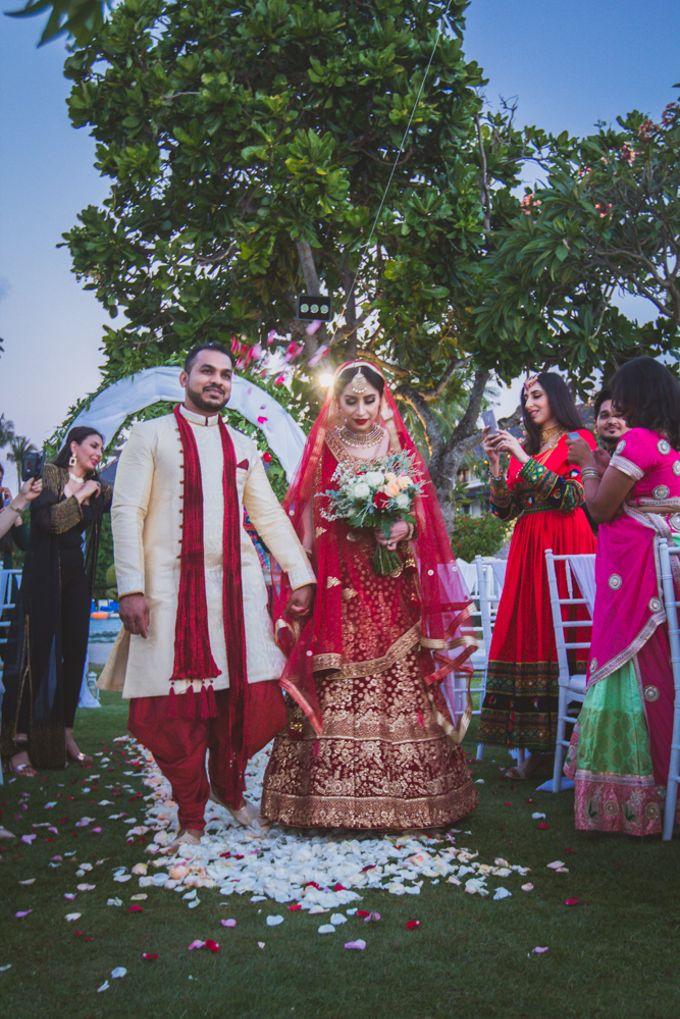 Alham & Chirag by Vowever Wedding Planner - 011