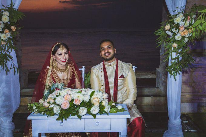 Alham & Chirag by Vowever Wedding Planner - 012