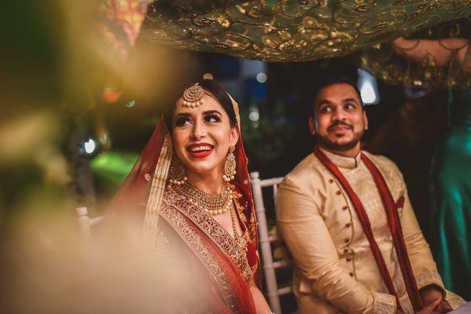 Alham & Chirag by Vowever Wedding Planner - 018