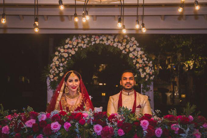 Alham & Chirag by Vowever Wedding Planner - 001