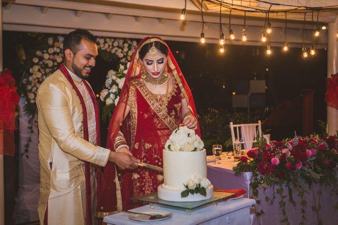 Alham & Chirag by Vowever Wedding Planner - 002