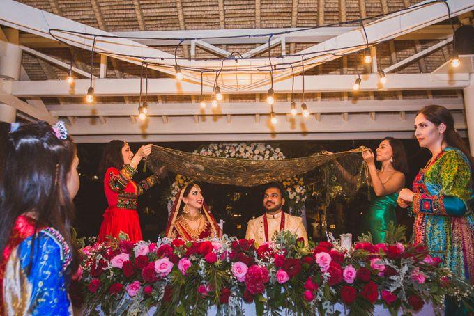 Alham & Chirag by Vowever Wedding Planner - 003