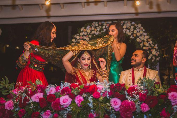 Alham & Chirag by Vowever Wedding Planner - 004