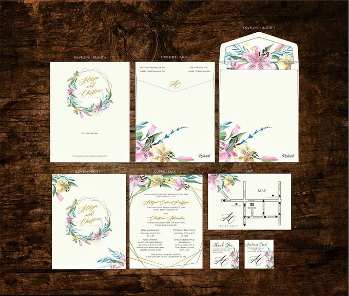 """Our New Design Template """" Promo I """" by Red Card - 004"""