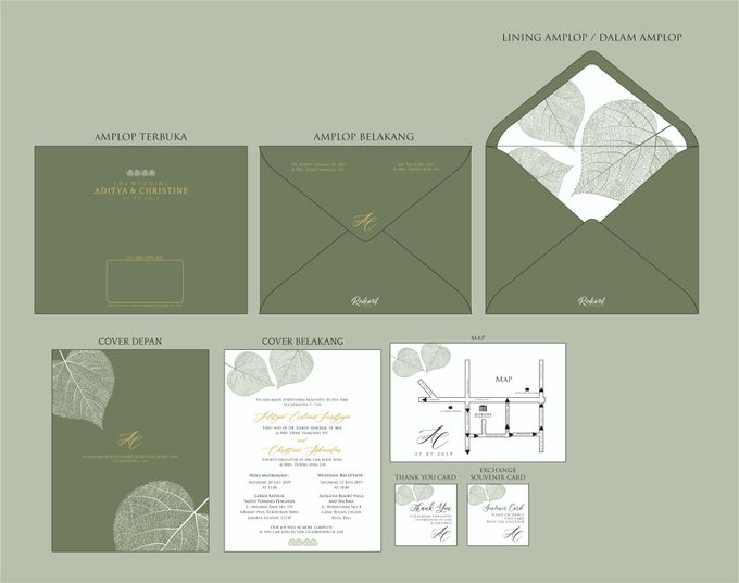"""Our New Design Template """" Promo II """" by Red Card - 003"""