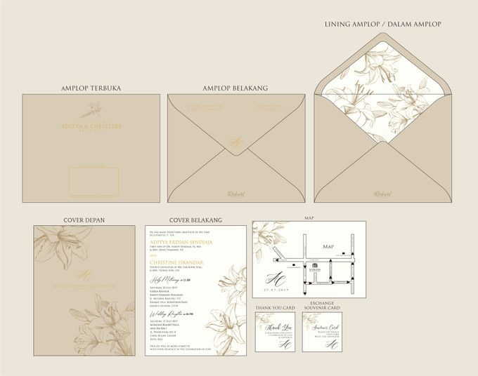 """Our New Design Template """" Promo II """" by Red Card - 001"""