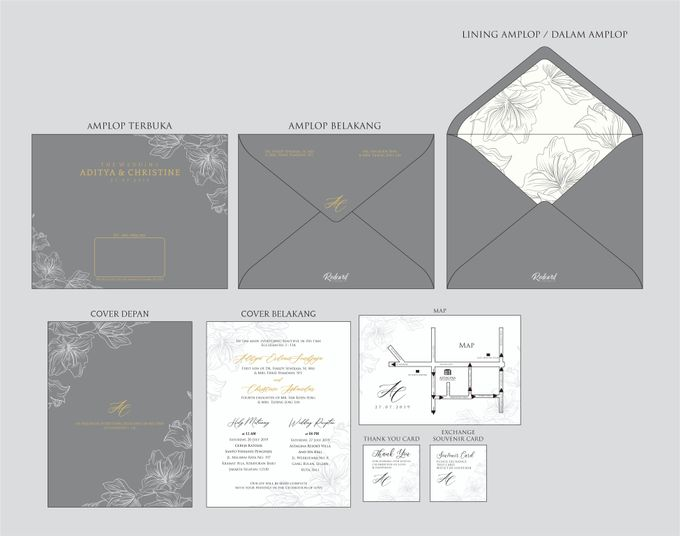 """Our New Design Template """" Promo II """" by Red Card - 002"""