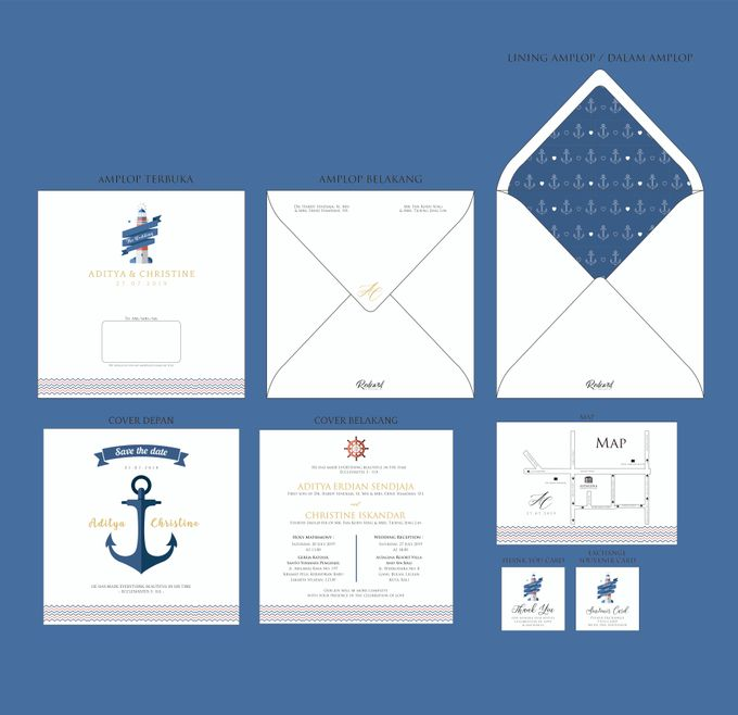 "Template Design "" Hardcover in Square shape "" by Red Card - 003"