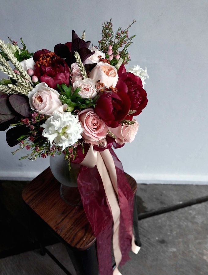 Garden Bouquet Collection by Il Fiore - 008