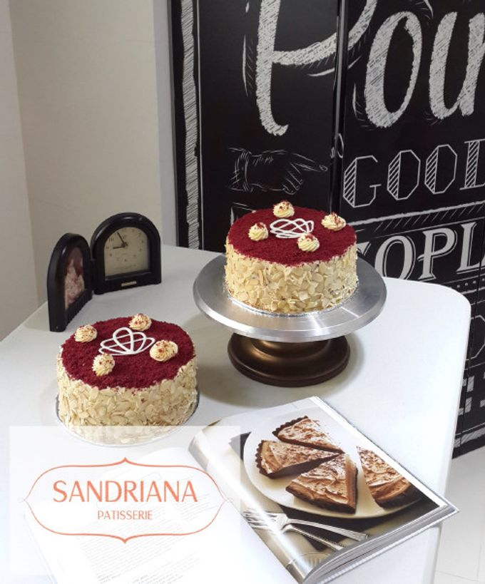 Sandriana patisserie products by Sandriana patisserie - 007