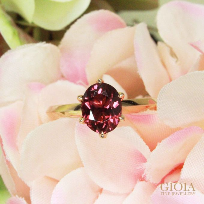 Spinel Engagement Ring by GIOIA FINE JEWELLERY - 002