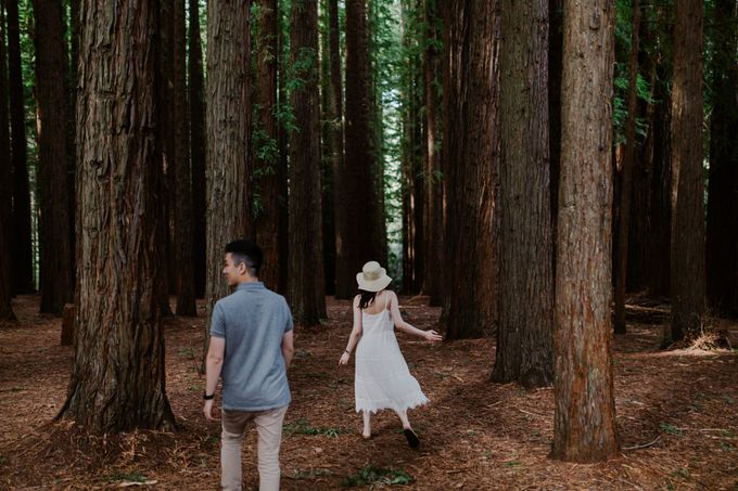 Marvelous Redwood Forest Wedding Anniversary in Warburton Melbourne Australia by fire, wood & earth - 001