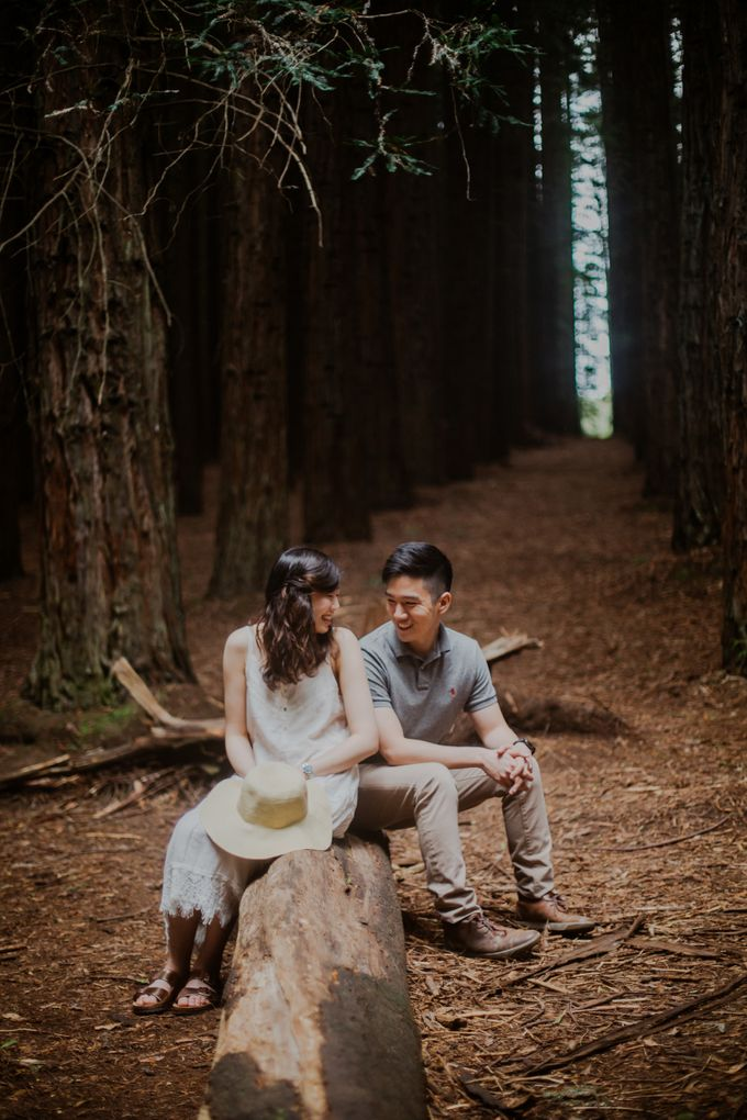 Marvelous Redwood Forest Wedding Anniversary in Warburton Melbourne Australia by fire, wood & earth - 021