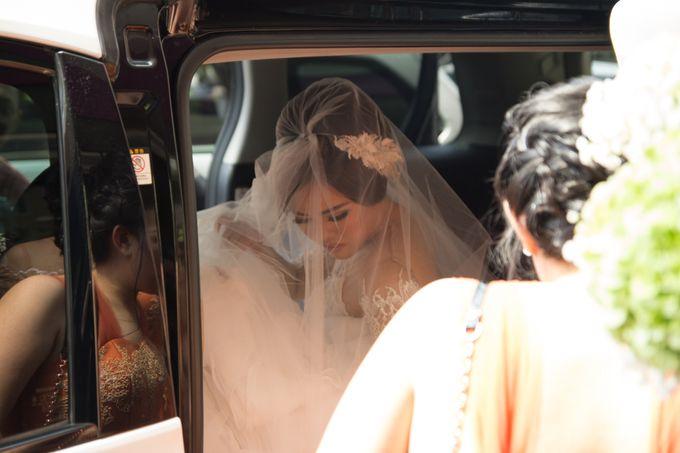 Wedding Andrianto & Melisa by Red Hat Organizer - 022