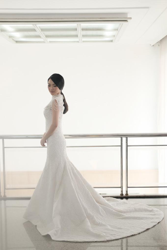 Wedding Of Hanny & Weida by Shangri-La Hotel - 002