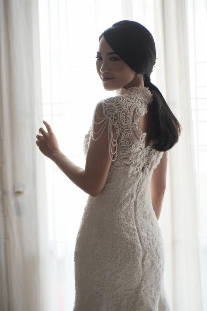 Wedding Of Hanny & Weida by Shangri-La Hotel - 003