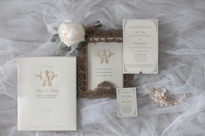 Wedding Of Hanny & Weida by Shangri-La Hotel - 005