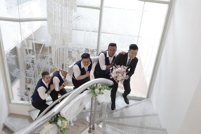 Wedding Of Hanny & Weida by Shangri-La Hotel - 008