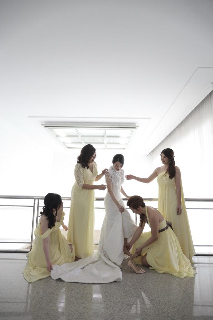 Wedding Of Hanny & Weida by Shangri-La Hotel - 007