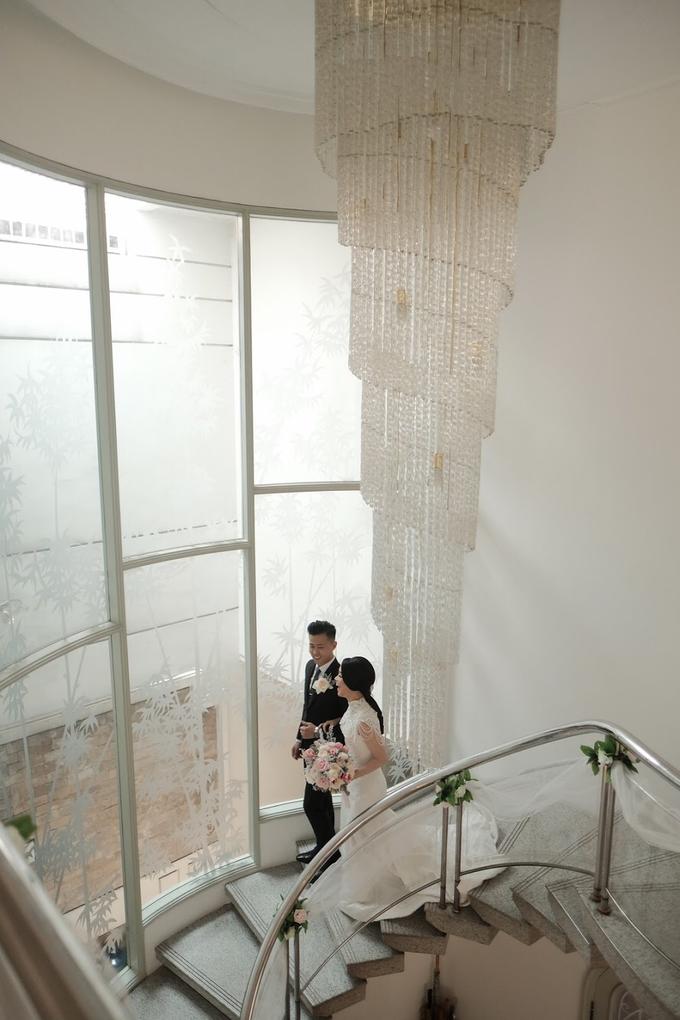 Wedding Of Hanny & Weida by Shangri-La Hotel - 009