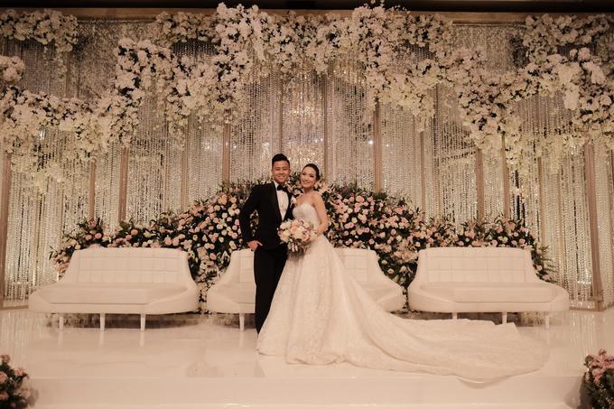 Wedding Of Hanny & Weida by Shangri-La Hotel - 010