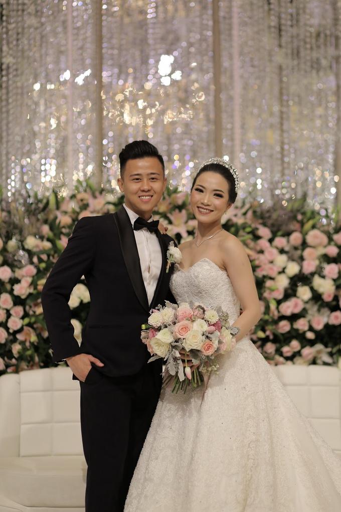 Wedding Of Hanny & Weida by Shangri-La Hotel - 011