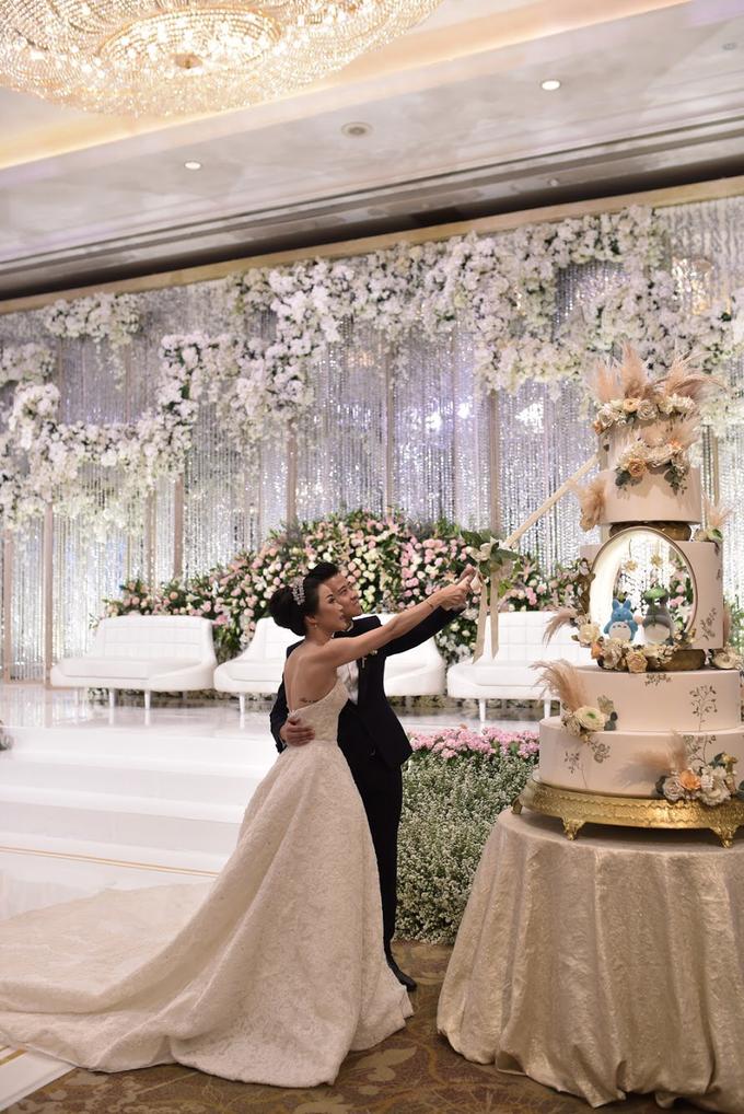 Wedding Of Hanny & Weida by Shangri-La Hotel - 014