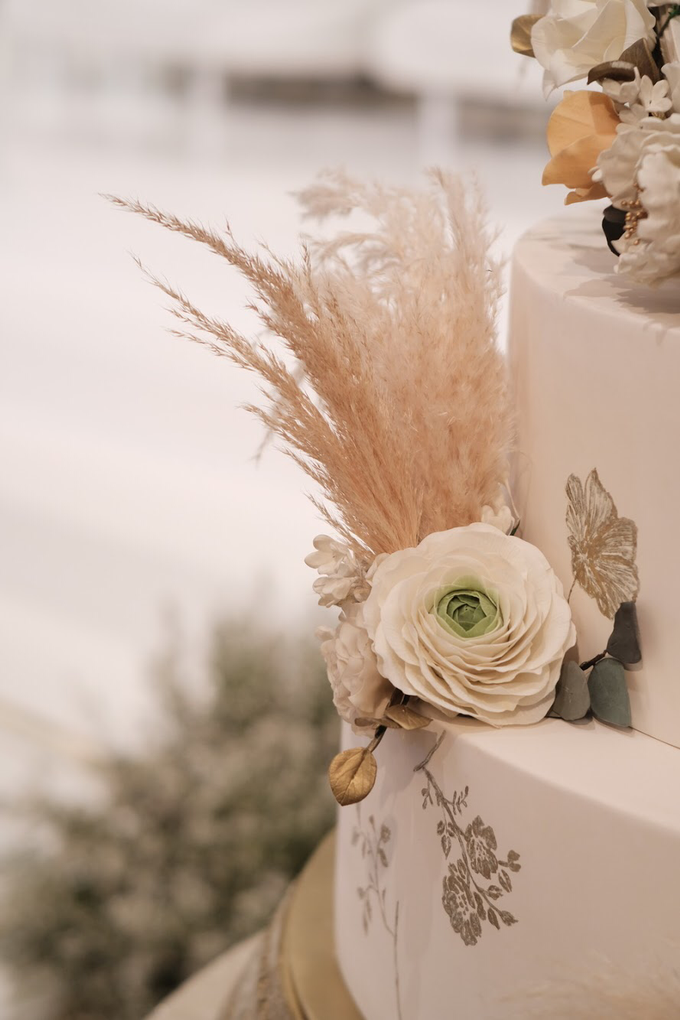 Wedding Of Hanny & Weida by Shangri-La Hotel - 015