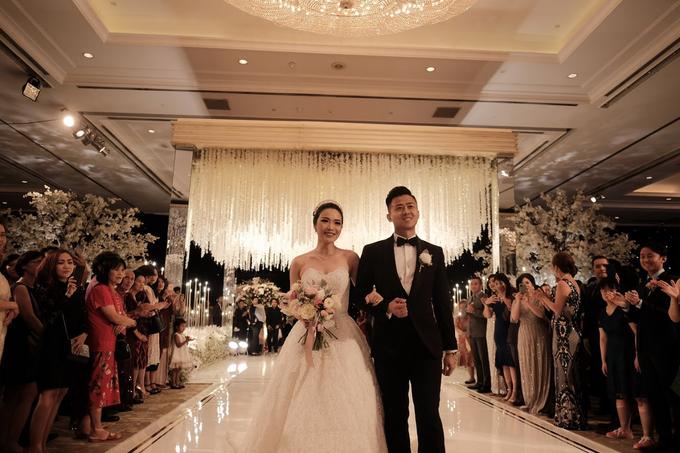 Wedding Of Hanny & Weida by Shangri-La Hotel - 016