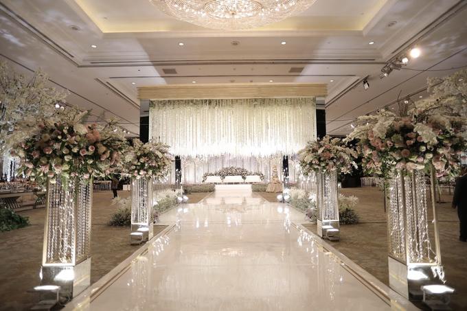 Wedding Of Hanny & Weida by Shangri-La Hotel - 017