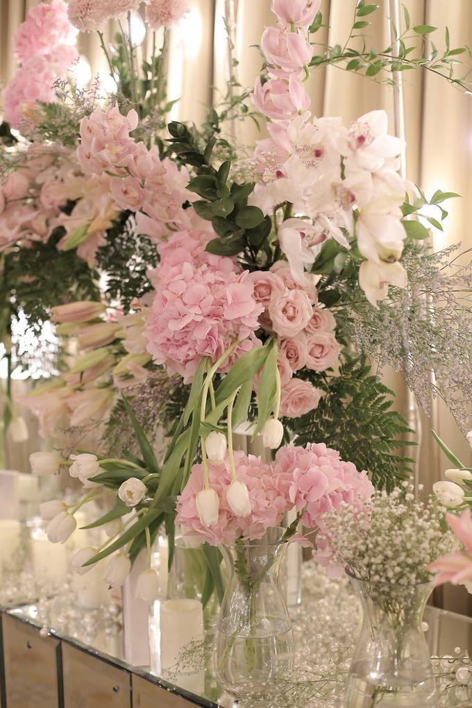 Wedding Of Hanny & Weida by Shangri-La Hotel - 018
